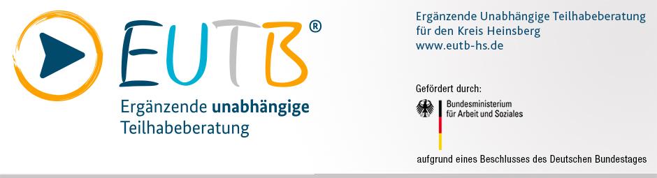 Ergänzende unabhängige Teilhabeberatung (EUTB) für den Kreis Heinsberg